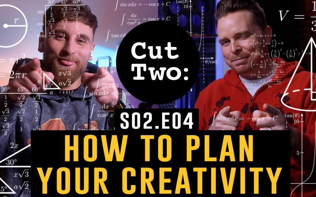 HOW TO PLAN YOUR CREATIVITY | S02.E04